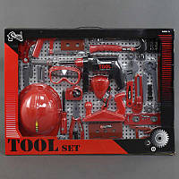 Набор инструментов Т 117 В (В) (18/2) в коробке
