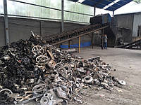 Линия переработки алюминия, фото 1