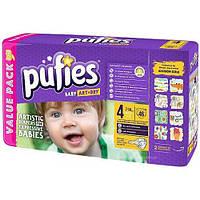 Pufies подгузники Baby Art & Dry 4 (7-14 кг.) 46 шт