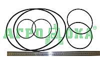 Ремкомплект заднего моста (без манжет) (МАЗ)