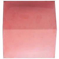 Крышка для парапета Гранплит 450х450х30 красная