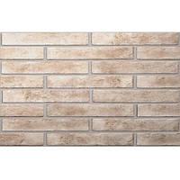 Плитка Golden Tile Brickstyle Baker Street 22V020 светло-бежевая  250x60 мм