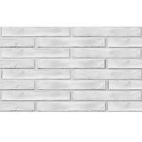 Плитка Golden Tile BrickStyle The Strand white 080020 250х60 мм