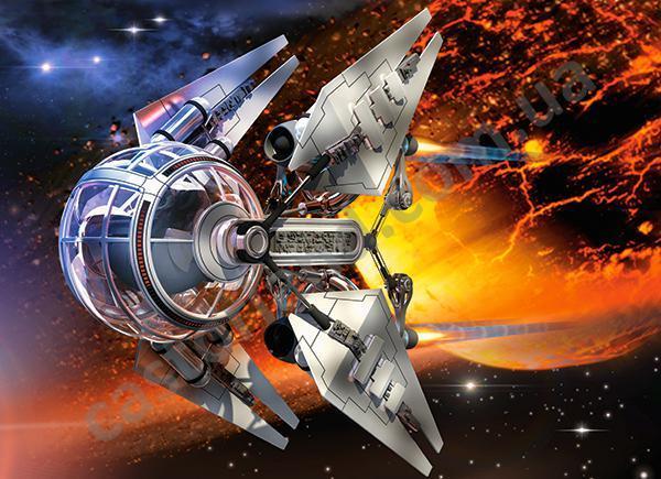 Пазлы Castorland Беспилотный космический корабль, 300 элементов