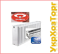 Радиатор стальной SANICA 300/11/800