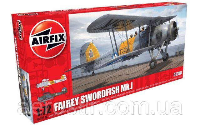 Fairey SWORDFISH Mk.I 1/72 AIRFIX 4053A
