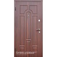 Двери Steelguard DR-27 орех