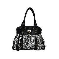 Женская сумка арт.8827 Леопардовый-синий