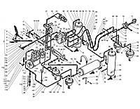 Вал коленчатый (коленвал )16-03-112 двигателя Д 160 трактора Т 130, Т170 ЧТЗ