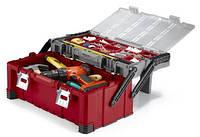 Ящик для инструментов пластиковый 570Х310Х250 мм 22 отделения  Curver CR-17187311