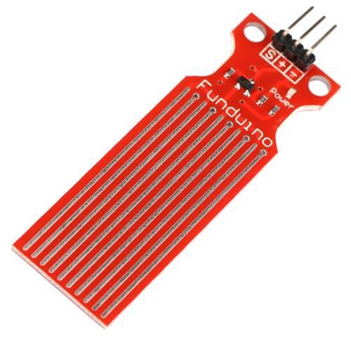 Датчик уровня воды глубиномер T1592 модуль Arduino