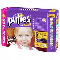 Подгузники Pufies Baby Art & Dry 5 junior (11-20 кг) 36 шт
