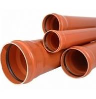Трубы для наружной канализации Magnoplast ПВХ 110*3,2 SN8