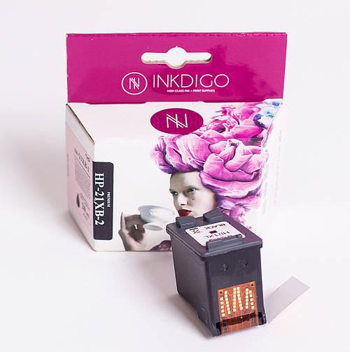 Струйный картридж Inkdigo аналог HP 21 XL C9351AE