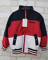 Куртка  детская для мальчика.4-11лет Весна-осень