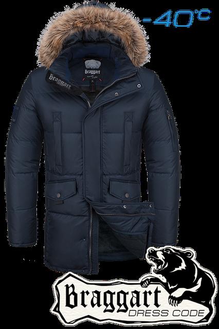 Мужские зимние куртки Braggart Dress Code 2017-2018