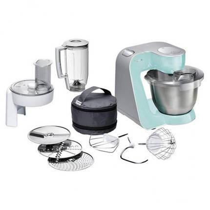 Кухонний комбайн Bosch MUM 58020, фото 2