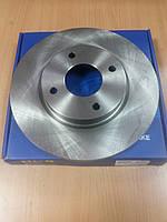 """Диск тормозной передний на NISSAN TIIDA (X11) 1.5-1.8 2007> """"Hi-Q"""" SD4238 - производства Кореи, фото 1"""