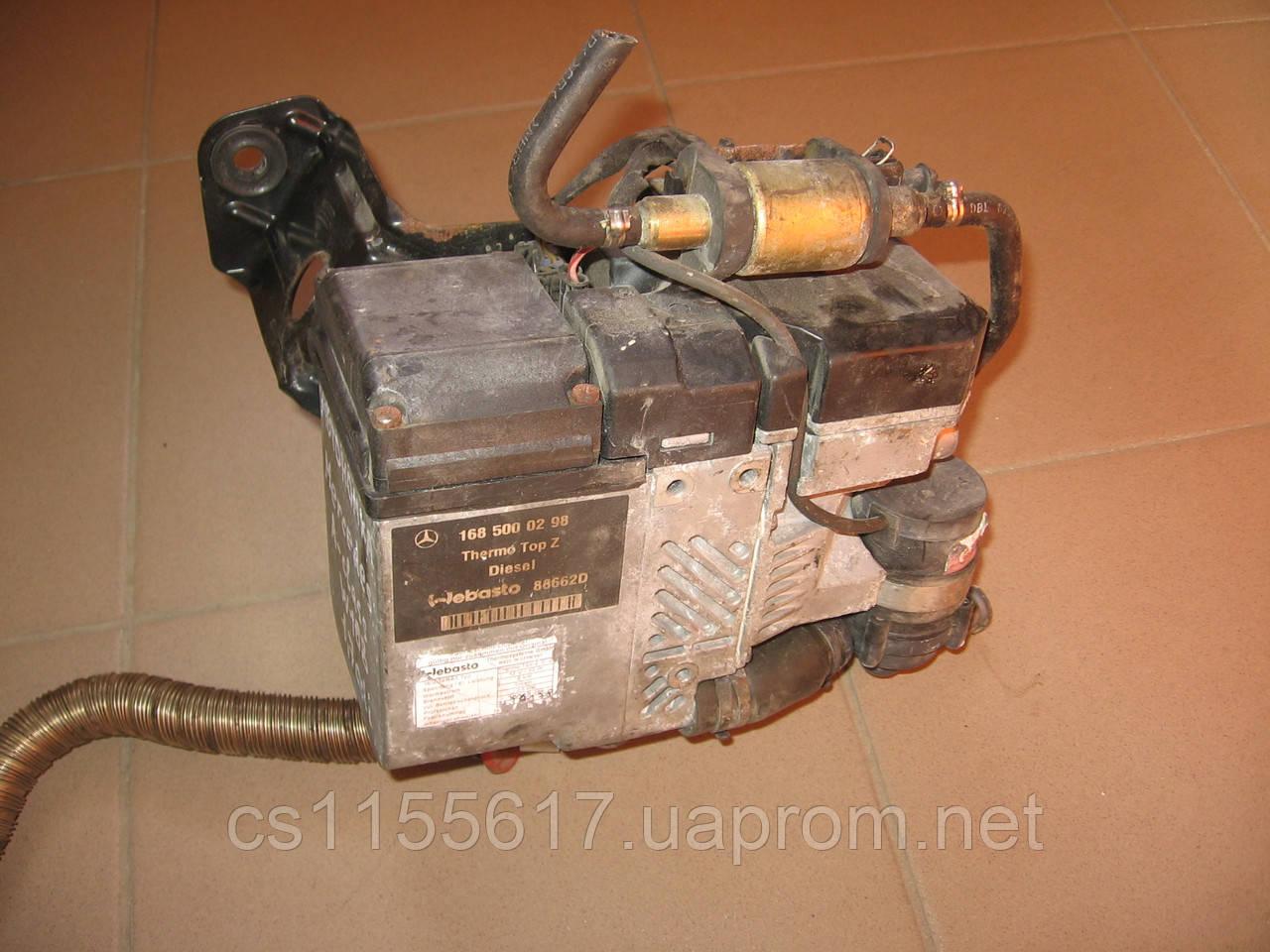 Автономный отопитель (печка) 1685000298 на Mercedes A-class W168 1.7cdi