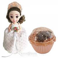 Кукла серии Cupcake Surprise Невесты-капкейки Саманта с ароматом карамели