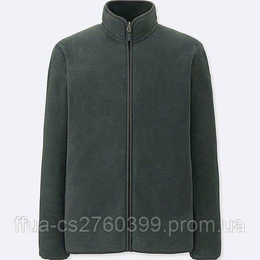 Куртка Uniqlo защитная мужская флисовая с длинным рукавом