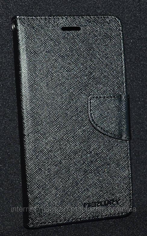 Чехол-книжка Huawei Y3 2017/CRO-400, черная