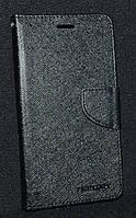Чехол-книжка Huawei Y3 2017/CRO-400, черная, фото 1