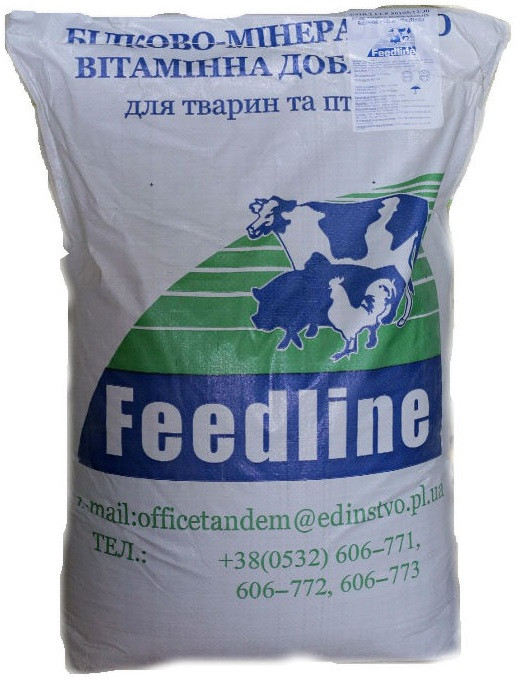 Feedline БМВД FLS 50105/12/30 для свиней от 50 до 105кг ФИНИШ