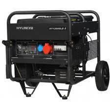 Трехфазный генератор Hyundai HY 12000LЕ-3 (8,5 кВт)