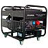 Трехфазный генератор Hyundai HY 12000LЕ-3 (8,5 кВт), фото 2