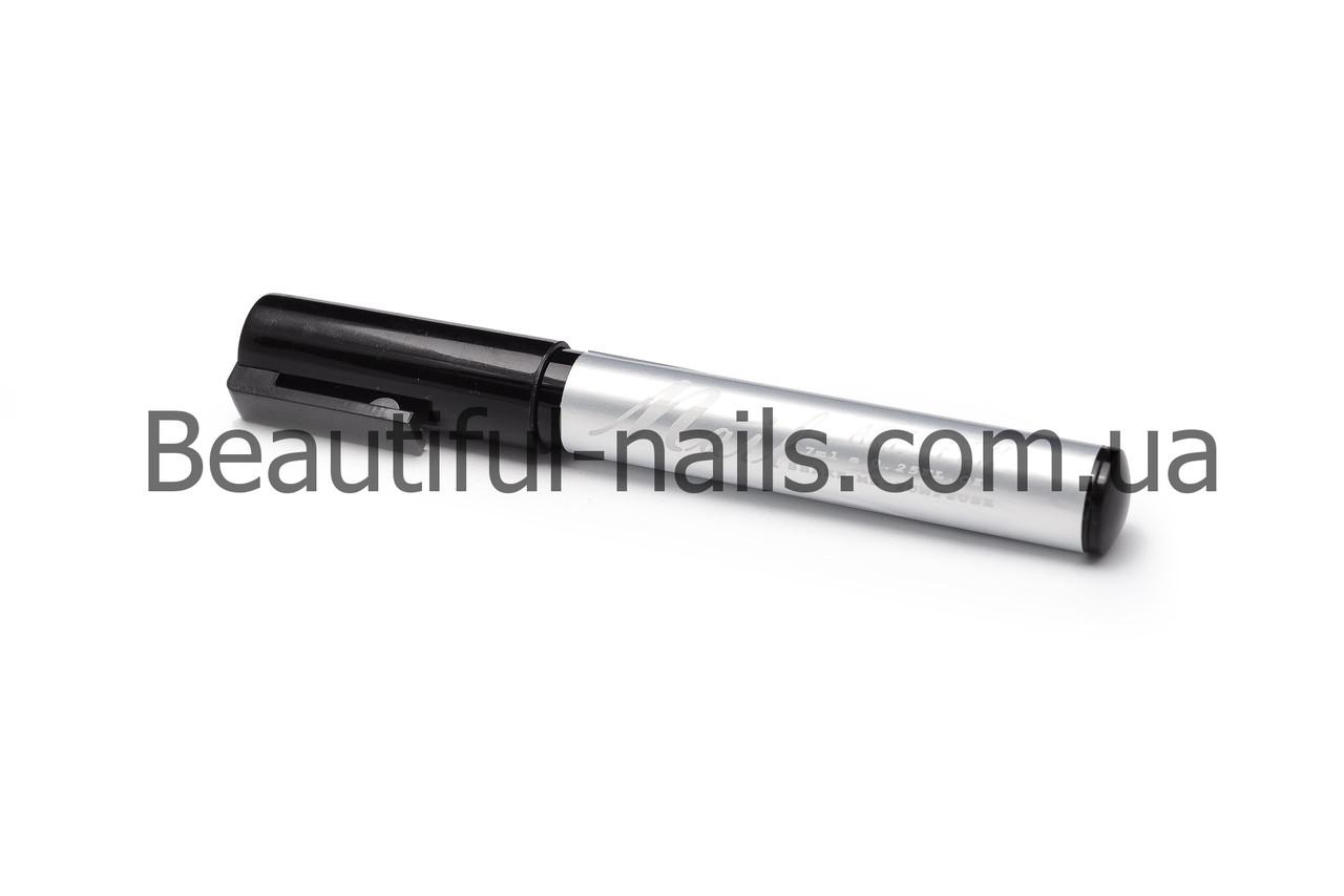 Карандаш-маркер Nail Art Pen с акриловой краской для рисования, дизайна на ногтях, цвет серебро