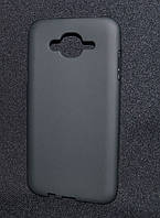 Чехол  Samsung J700/J7 чёрный