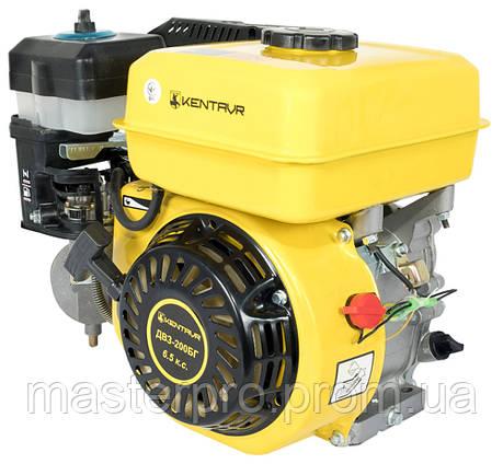 Двигатель газ-бензин Кентавр ДВЗ-200БГ, фото 2
