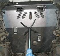 Защита двигателя Dacia Logan SD (2004-2012) Полигон-Авто