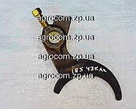 Вилка реверса КПП Т-25, Д-21 узкий паз Т30.37.185Б