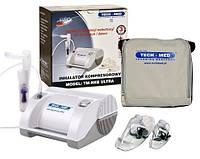 Ингалятор компрессорный TECH-MED TM-NEB ULTRA небулайзер
