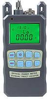 Измеритель оптической мощности/лазерный локатор AUA-80A, локатор оптоволокна