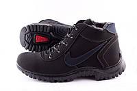 Мужские зимние ботинки. Нубук. Зима !, фото 1