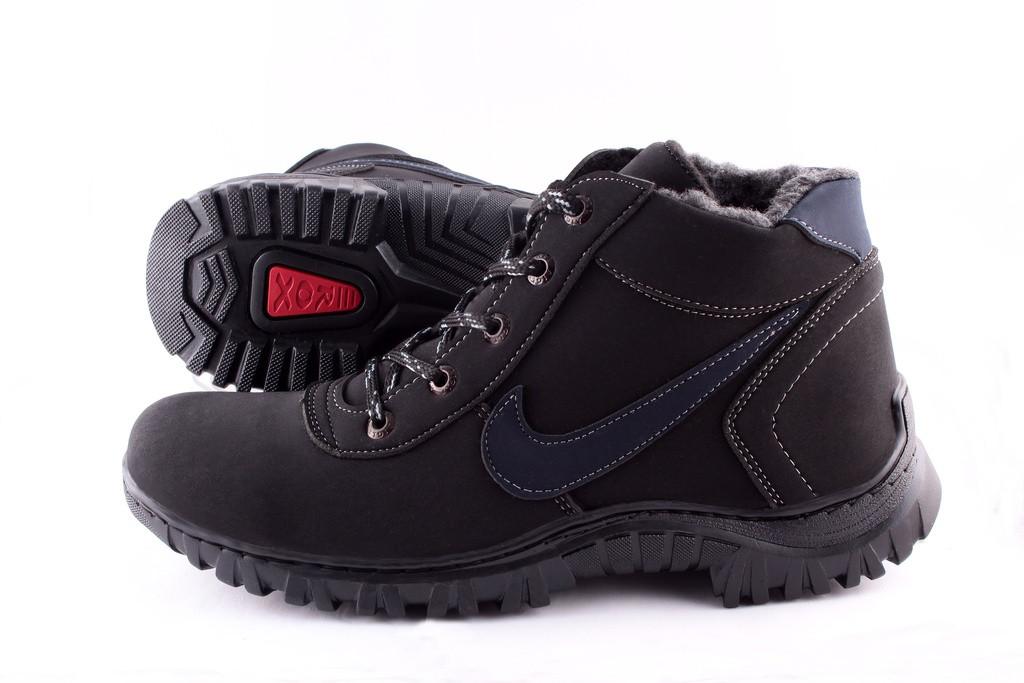 6b6f7ea3 Мужские зимние ботинки. Нубук. Зима !, цена 700 грн., купить в ...
