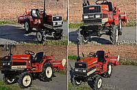 Мини трактор Yanmar F 14d