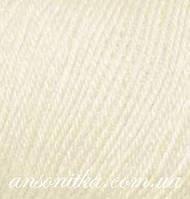 Пряжа Alize Baby Wool 01