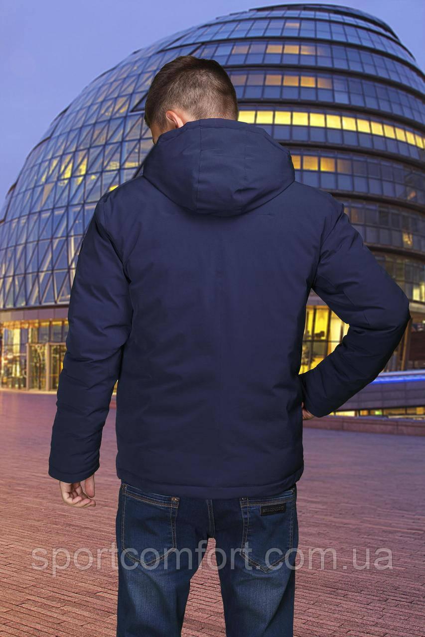 Куртка  Freever мужская т. синяя