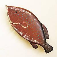 Деревянная рыба Групер