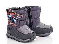 Детская зимняя  дутая обувь для мальчиков производителя EEB.B  разм (с 22-по 27) 8 пар
