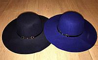 Шляпа женская фетр