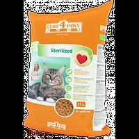 Club 4 Paws повнораціонний сухий корм для кастрованих котів і стерилізованих кішок