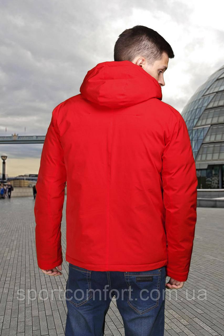 Куртка Freever мужская красная
