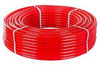 Гофрированная труба из нержавеющей стали DISPIPE 15HFP(R), отожженная, в красной оболочке
