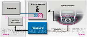 Модуль Tec FanControl-VAG