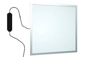 LED Панель 600х600мм BIOM 40Вт 5000K (белый, алюминий) 3600Lm АРМСТРОНГ
